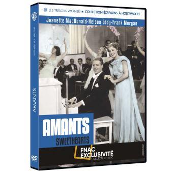 Amants Exclusivité Fnac DVD