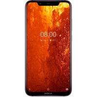 "Smartphone Nokia 8.1 64Go Iron 6"""