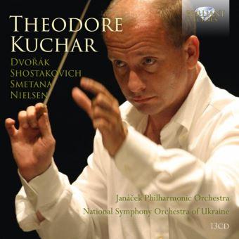 THEODORE KUCHAR/13CD