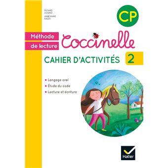 Coccinelle CP éd. 2016 - Cahier d'activités 2