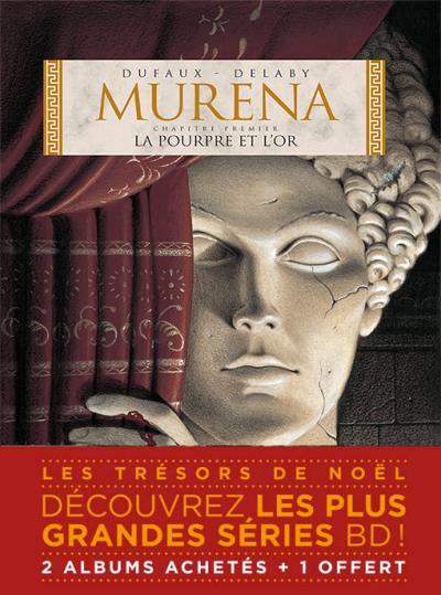 Murena - Coffret volumes 1, 2 et 3 : Murena