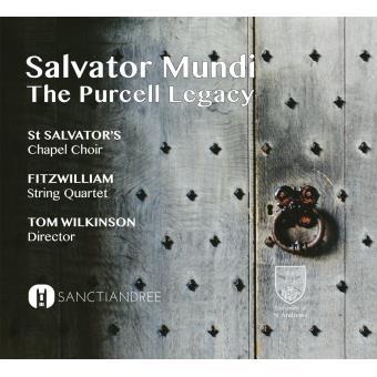 Salvator Mundi The Purcell legacy