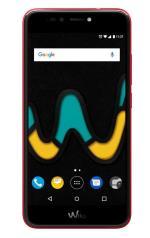 Wiko Smartphone Wiko U Pulse Double SIM 32 Go Rouge cerise