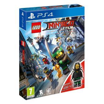lego ninjago le film le jeu vido edition day one ps4 - Jeux De Lego Ninjago Gratuit