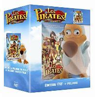 De Piraten! Alle Buitenbeentjes Aan Dek - The Pirates! Band of Misfits