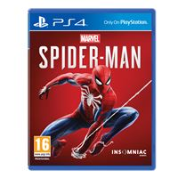 Marvel's Spiderman FR/NL PS4