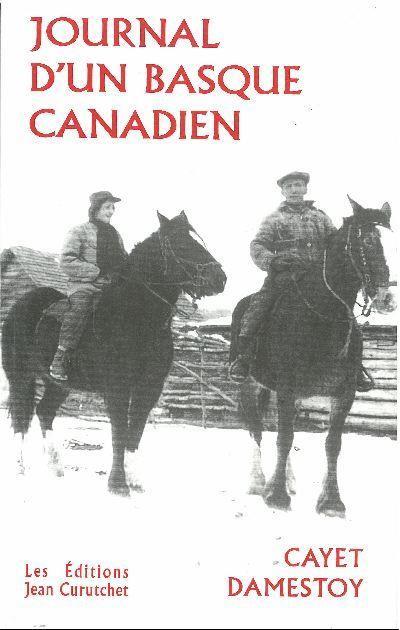 Journal d'un basque canadien