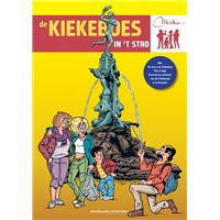 De Kiekeboes in 't stad