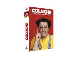 Coffret Coluche : Les sketches cultes DVD
