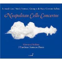 Neapolitan cello concertos