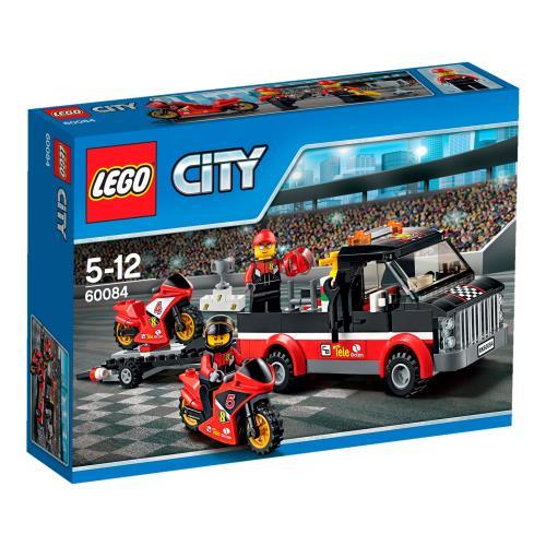 LEGO® City 60084 Le Transport De Motos De Course