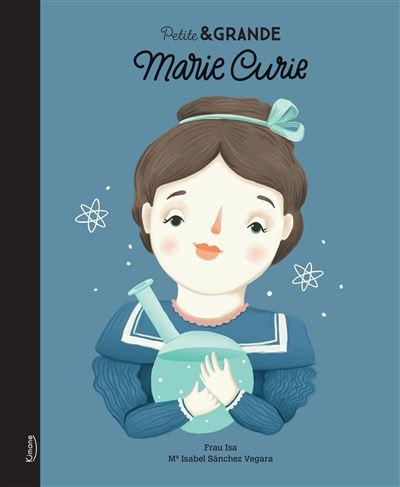 Marie curie (petite & grande)