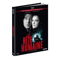 La bête humaine Blu-Ray