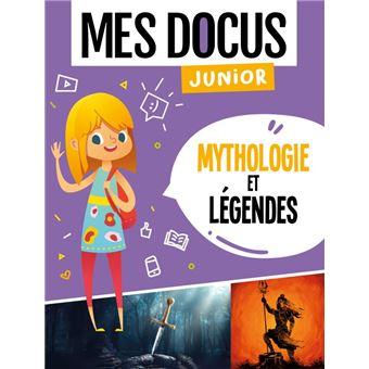 Mythologie et legendes (coll. mes docus junior)