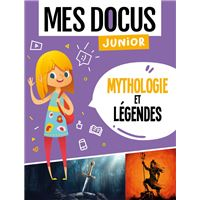 Mythologie et legendes (coll. mes docus junior)