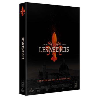 MediciCoffret Les Médicis Saisons 1 et 2 DVD
