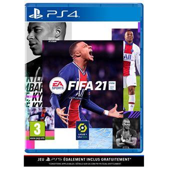 Jeu vidéo FIFA 21