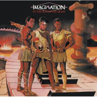 In The Heat Of The Night Imagination Vinyle Album