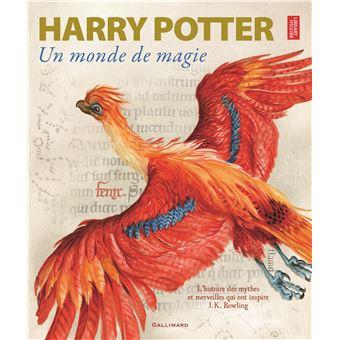 Harry PotterHarry potter un monde de magie