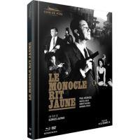 Le Monocle Rit jaune Edition Prestige Limitée Numérotée Blu-ray