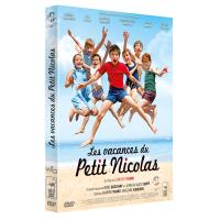 Les vacances du Petit Nicolas DVD