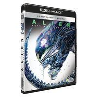Alien, le 8ème passager Edition du 40ème Anniversaire Blu-ray 4K Ultra HD