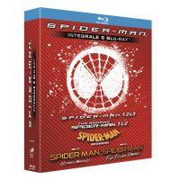 Coffret Spider-Man L'intégrale de 8 Films Blu-ray