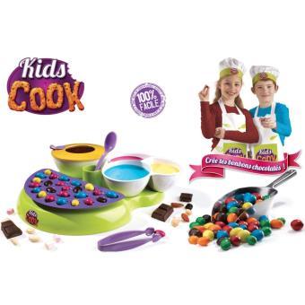 Coffret cuisine fabrique de bonbons chocolates goliath cuisine cr ative fnac - Coffret cuisine creative ...