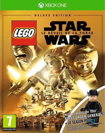 LEGO Star Wars : Le Réveil de la Force Edition First Order General Xbox One