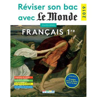 Reviser Son Bac Avec Le Monde Francais Edition 2019 Broche Collectif Achat Livre Fnac