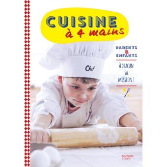 Cuisine A 4 Mains Parents Et Enfants A Chacun Sa Mission