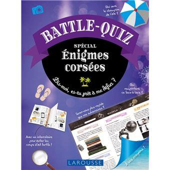 Battle-quiz énigmes