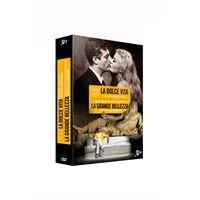 Coffret Grande Belleza et La Dolce Vita Edition Spéciale Fnac DVD