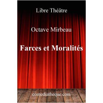 Farces et moralités