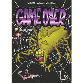 Game Over Tome 17 Dark Web