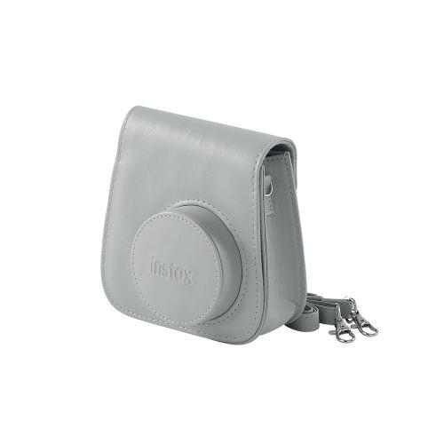 Housse de protection Fujifilm Blanc cendré pour Instax Mini 9