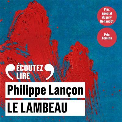 Le Lambeau - 9782072837852 - 21,99 €