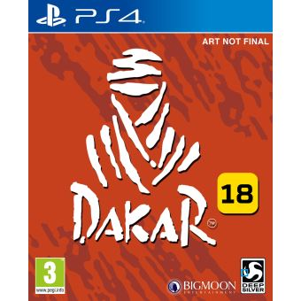 dakar 18 ps4 sur playstation 4 jeux vid o. Black Bedroom Furniture Sets. Home Design Ideas