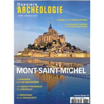 Dossiers d'archeologie,388:le mont saint michel