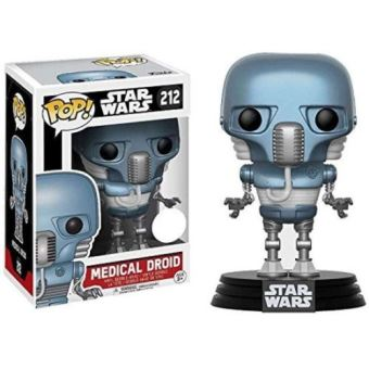 STAR WARS-BOBBLE HEAD POP N°XXX-MEDICAL DROID