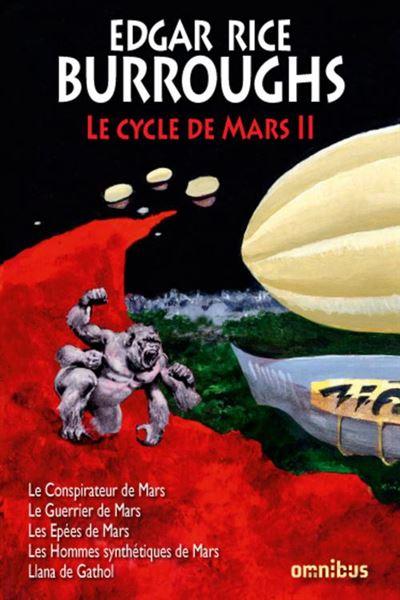 Le Cycle de Mars Tome 2 - 9782258107991 - 19,99 €