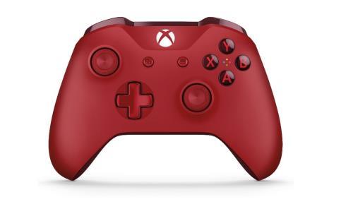 Manette Xbox One sans fil Rouge