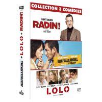 Coffret Dany Boon DVD