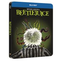 Beetlejuice Steelbook Blu-ray
