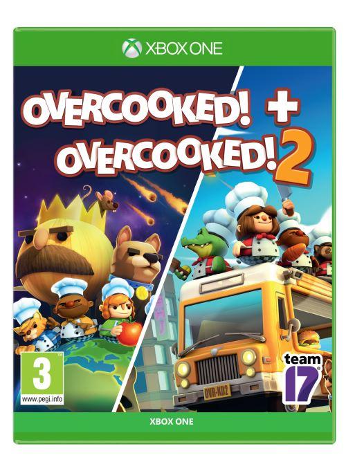 Overcooked! + Overcooked! 2 Xbox One