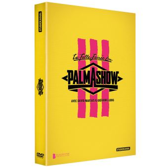 PalmashowPalmashow La folle soirée 3 DVD