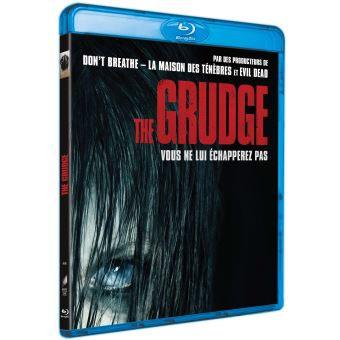GrudgeThe Grudge Blu-ray