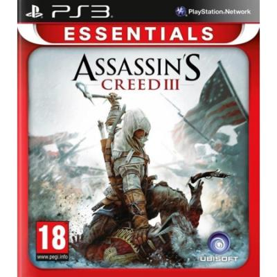 Assassin's Creed III Essentials PS3