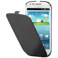 ANYMODE BLACK CASE FOR GALAXY S3 MINI -