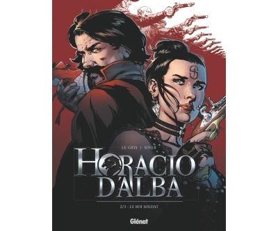 Horacio d'Alba - Tome 02 NE